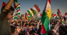 #MONSTASQUADD Recalling a Tortured Past, Iraqi Kurds to Vote on Independence