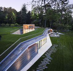 Pool Pavilion / GLUCK+ © Paul Warchol
