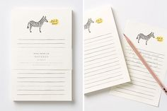 Note to Self: Check Out These 35 Awesome Notepads via Brit + Co.