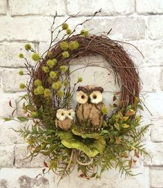 Dishfunctional Designs: DIY Autumn Wreaths That You Can Make