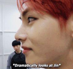BTS | V and JIN