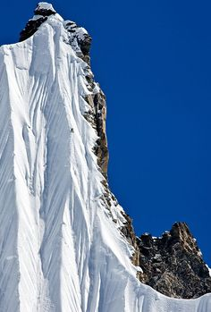 Snowboarding in the Himalaya, Nepal Photograph by Andrew Miller