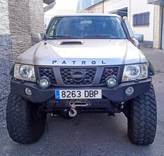 Nissan Patrol Y61, Patrol Gr, Nissan 4x4, Bull Bar, Killua, Cars And Motorcycles, Toyota, Jeep, Dan