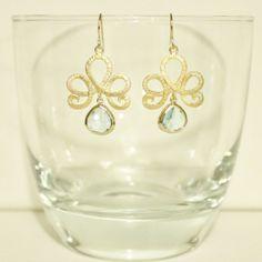 Items similar to Aqua Blue Framed Glass Pendant Tiara Dangle Earrings on Etsy Dangle Earrings, Pearl Necklace, Glass Pendants, Aqua Blue, Dangles, Gems, Pearls, Elegant, Frame