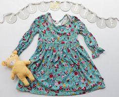 Check out this listing on Kidizen: Matilda Jane Painterly Dress PBN #shopkidizen