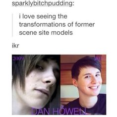 Oh dan, you will forever be a model