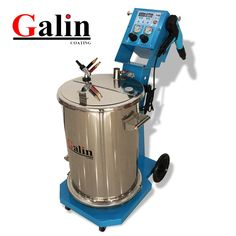 2019 New complete 10~30 PSI powder coating system-paint gun PC04-5 CE