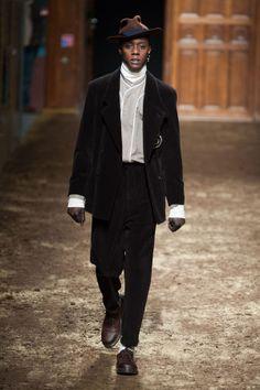 Umit Benan   FW 2014   Mode Masculine
