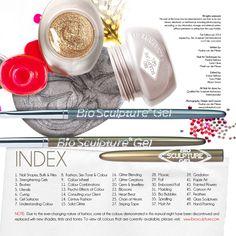 BIO SCULPTURE GEL NAIL ART COLOUR SKINTONE CONSULTING YOUR CLIENT MANUAL Bio Sculpture Gel Nails, Colors For Skin Tone, Gel Nail Art, Paper Art, Manual, Colour, Eye, Color, Textbook