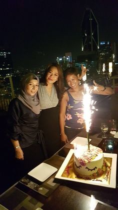 Trio belated bday celeb