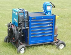 Weld Cart ( possible a future project R.C)