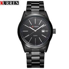 $12.99 (Buy here: https://alitems.com/g/1e8d114494ebda23ff8b16525dc3e8/?i=5&ulp=https%3A%2F%2Fwww.aliexpress.com%2Fitem%2FCURREN-Brand-Men-Watches-Men-Fashion-Casual-Quartz-Watch-Wrist-Auto-Date-Display-Black-Stainless-Steel%2F32619859401.html ) CURREN Br