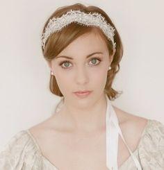 Headband para noivas