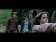 An Angry Hermione Granger (Harry Potter Movies)