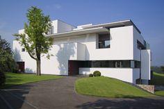 Haus Robo, Stuttgart 1999 -   Alexander Brenner Architekten (excelentes viviendas)