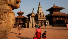 patan, nepal - gap year travels!