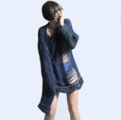 Knitting by URSOTIGRE