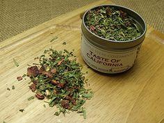Gustus Vitae Taste of California Gourmet Spice Blend