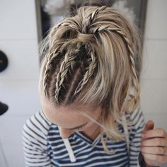 22 Great Braided Hairstyles For Long Hair #longhairstylestips