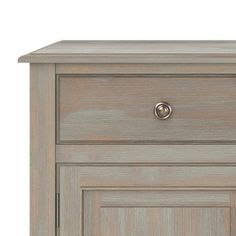 The Simpli Home Connaught Traditional Entryway Storage Cabinet is an incredibly versatile addition to your home decor. Entryway Storage Cabinet, Entryway Organization, Entryway Decor, Cabinet Doors, Foyer, Wooden Cabinets, Grey Bedding, Hidden Storage, Adjustable Shelving