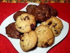 Como fazer Cookies - receita Americana - YouTube