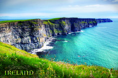 Hear the sound of crashing waves and marvel at one of Ireland's most magnificent views on an Adventures by Disney trip to the Cliffs of Moher!