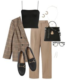 Glamouröse Outfits, Winter Fashion Outfits, Cute Casual Outfits, Work Fashion, Stylish Outfits, Aesthetic Fashion, Aesthetic Clothes, Mode Dope, Looks Chic
