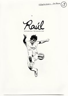 I've always liked Raul. Too bad he couldn't stay at Real Madrid. He deserved to.