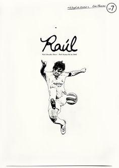 Raúl González (7), Real Madrid Eterno Capitán