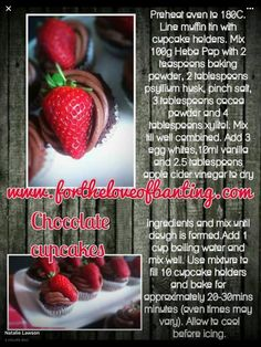Banting Desserts, Banting Recipes, Pap Recipe, Raspberry, Strawberry, Atkins Diet, Low Carb Diet, Apple Cider Vinegar, Nom Nom