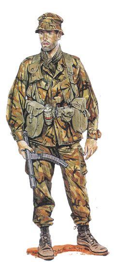 """""""Patrol Commander, Australian SAS"""""""