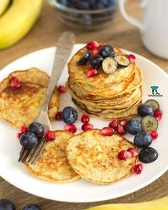 feed_image Pancakes, Breakfast, Ethnic Recipes, Food, Image, Morning Coffee, Meal, Crepes, Essen