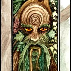 green man - Art and Stories. by: Joseph Coyle