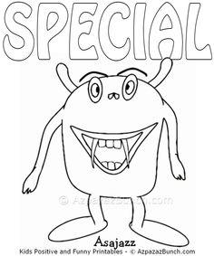 Amazama Trustworthy Printable Coloring Page Free Kids Coloring