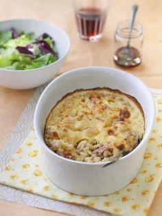 poivre, crème, beaufort, crozet, sel, lardons
