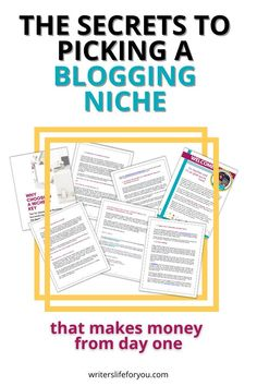 Do you want to start a blog but not sure which niche will be best for you? Here are the best tips for choosing the best niche for your blog| how to choose the best blogging niche| | how to choose a profitable blogging niche | profitable niche ideas| how to find a profitable niche | profitable blogging niches| blogging niche ideas| blogging topics that pay well| most profitable blog niches| best niche for blogging in| untapped blog niches| less competition blog niches | best blog niches Business Advice, Online Business, Blogging Niche, How To Start A Blog, How To Find Out, Stories Of Success, Blog Topics, Writing Advice, Creating A Blog