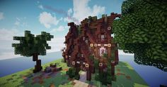 Medieval Town Hall [+DOWNLOAD] Minecraft Project