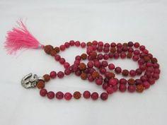 Meditation Japa Mala Om Rudraksha Mala with Pink Jade 108 + 1 Beads Om Pendant Yoga Mala mogul interior,http://www.amazon.com/dp/B00CZ5ZNM8/ref=cm_sw_r_pi_dp_aPNPrb83B57A499B