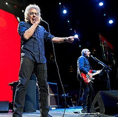 #RogerDaltrey and #PeteTownshend of #TheWho hit #PNCArena in Raleigh, N.C., April 21. (Jason Moore) #Pollstar