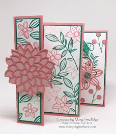 Stamping to Share: Stamping to Share July 2016 Demo Meeting Swaps Part 3