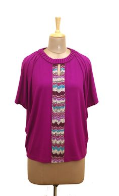 Ranna Gill Purple Top for Rs 4,799 (46% Off)