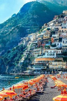 "Positano Italy- This is the place Marcello takes Frances on ""Under the Tuscan Sun"""