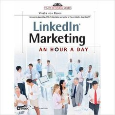 LinkedIn Marketing: An Hour a Day http://www.sophisticatedincome.com/about-our-company/