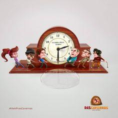 Olha galera mais um trabalho DasCavernas. Uma ilustração Guerra Pelo Tempo, com um mix 2d e 3d. Com Ilustração de Danilo Leão Danilo e 3D de Saul Ferreira. #VemPrasCavernas