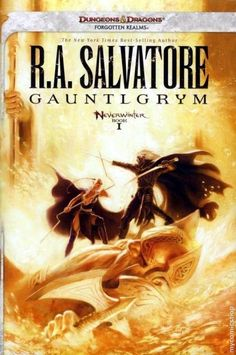Review of Gauntlgrym by R. A. Salvatore.  6.5 / 10 - http://jreadinglife.blogspot.com/2017/07/gauntlgrym-by-r-salvatore.html