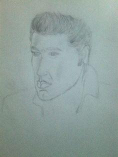 Ritratto Elvis
