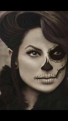 Chicana Dia De Los Muertos...
