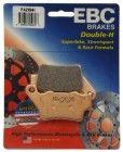 EBC Brakes FA 213HH Sintered Copper Alloy Disc Brake Pad