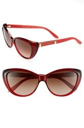 MARC BY MARC JACOBS 56mm Cat Eye Sunglasses