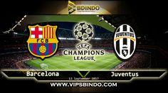 Vipsbindo Agen Bola Online pada artikel ini kembali memberi panduan serta perkiraan untuk Football Lovers untuk kompetisi Zona UEFA Champions League kesempatan ini pada Barcelona vs Juventus 13September 2017 kompetisi ini berjalan pada jam 01:45 WIB.